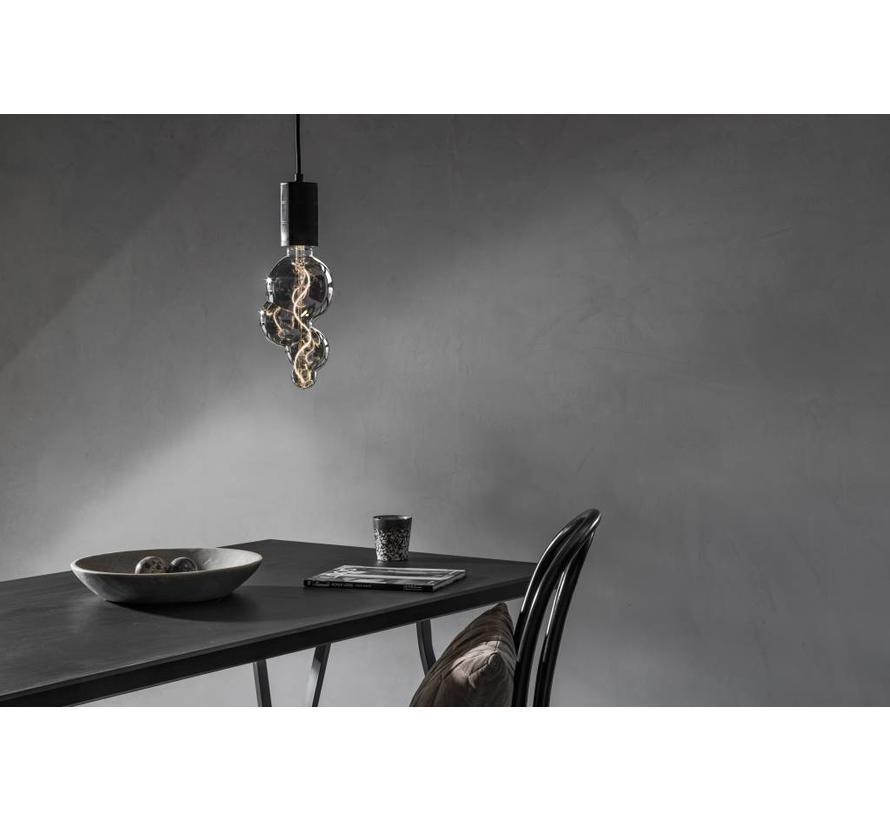 Calex Valencia LED Lamp Ø100 - E27 - 60 Lumen - Titanium
