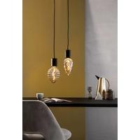 Calex Calex Madrid LED Lamp Ø125 - E27 - 60 Lumen - Titanium