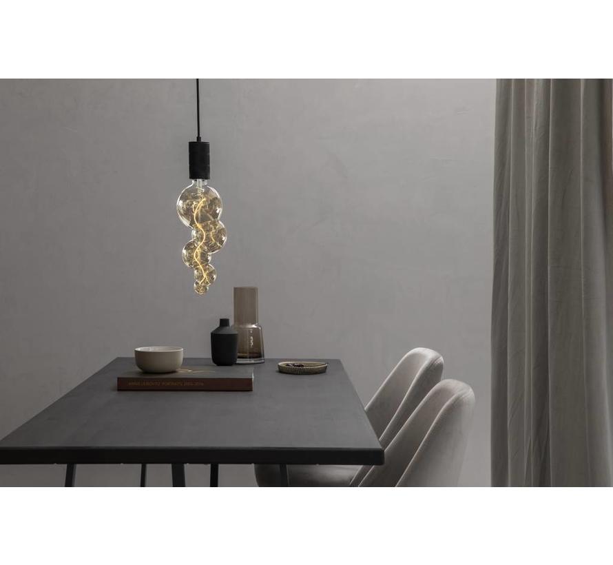 Calex Alicante LED Lamp Ø125 - E27 - 60 Lumen - Goud