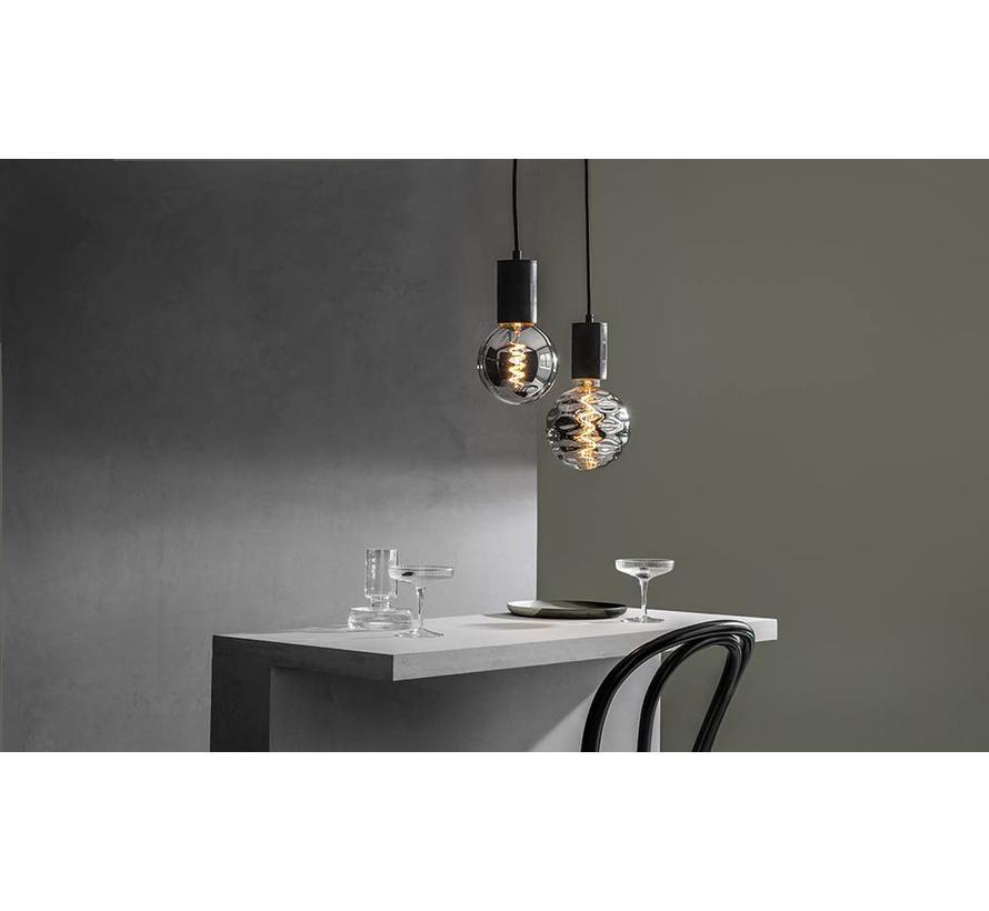 Calex Bilbao LED Lamp Ø150 - E27 - 140 Lumen - Titanium