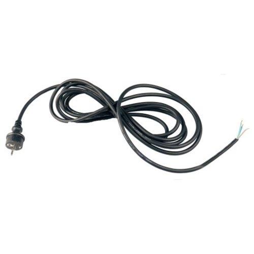 Lightexpert 5 Meter kabel voor 1 LED Breedstraler