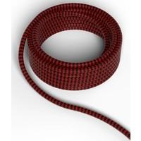 Lightexpert Calex Strijkijzersnoer - Rood / Zwart