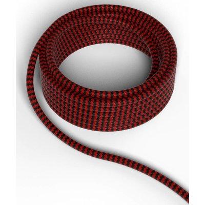 Calex Strijkijzersnoer - Rood / Zwart