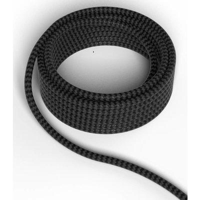 Calex Strijkijzersnoer - Zwart / Grijs