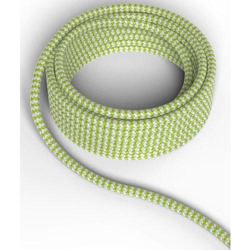 Lightexpert.nl Calex Strijkijzersnoer - Lime / Wit