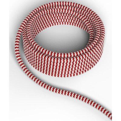 Calex Strijkijzersnoer - Rood / Wit