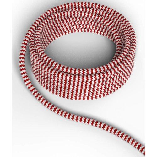 Lightexpert Calex Strijkijzersnoer - Rood / Wit