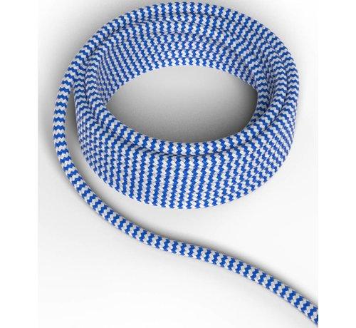 Lightexpert.nl Calex Strijkijzersnoer - Blauw / Wit