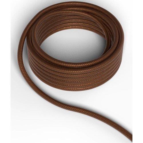 Lightexpert Calex Strijkijzersnoer - Metallic Bruin