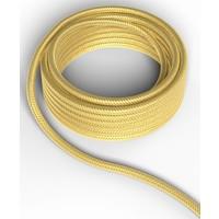 Lightexpert Calex Strijkijzersnoer - Metallic Goud