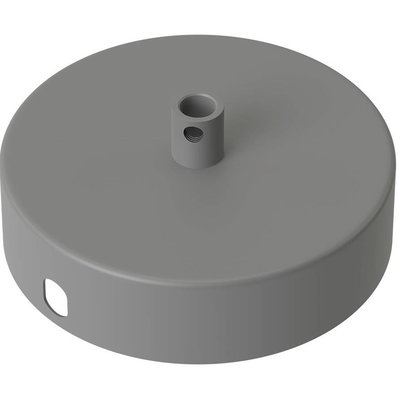 Calex Plafondkap Beton Grijs – 1 Snoer