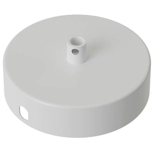 Lightexpert Calex Plafondkap Wit  – 1 Snoer