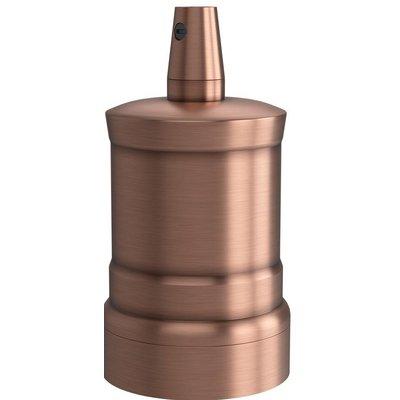 Calex Lamphouder E27 – Ø47mm – H42mm - Matt-Koper