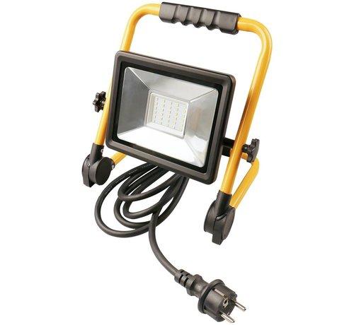 Lightexpert.nl LED Bouwlamp Opklapbaar 50W - IP65 - 3850 Lumen