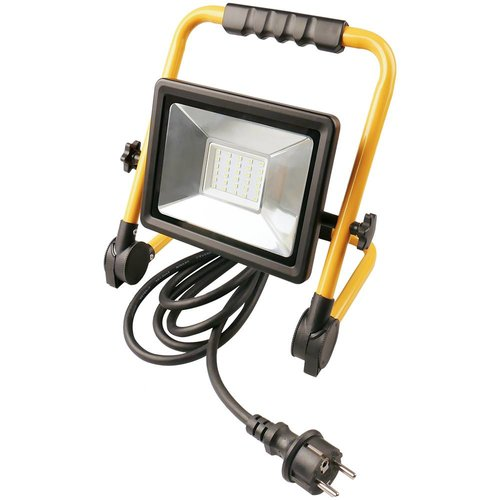 Lightexpert.nl LED Bouwlamp Opklapbaar 50W - IP65 - 3850 Lumen