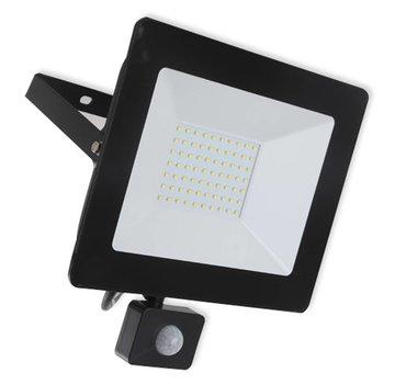 Lightexpert.nl LED Breedstraler met Sensor 30W - 2700 Lumen - 4000K