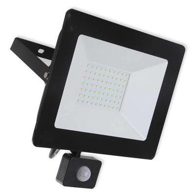 LED Breedstraler met Sensor 30W - 2700 Lumen - 6400K