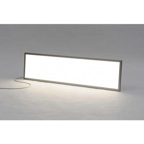 Lightexpert LED Paneel 120x30 - UGR<17 - 30W - 5000K - 4000 Lumen