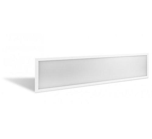 Lightexpert.nl LED Paneel 120x30 - UGR<17 - 30W - 4000K - 3900 Lumen