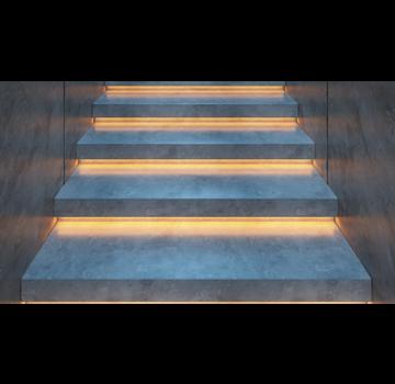 Lightexpert.nl LED Trapverlichting voor 15 Traptreden