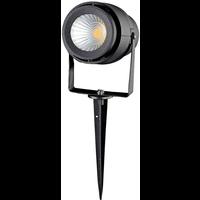 Lightexpert.nl LED Prikspot 12W - IP65 - 720 Lumen - 3000K - Geïntegreerd LED