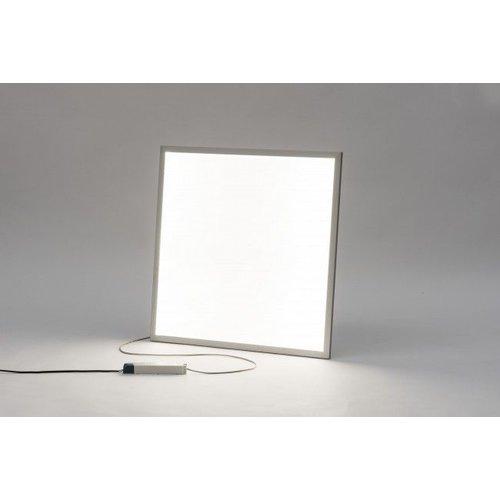 Lightexpert LED Paneel 60x60 - UGR<19 - 40W - 4000K - 4000 Lumen