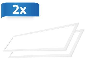 Lightexpert.nl LED Paneel 30x120 - 36W - 4320Lm - 4000K - 2 Stuks