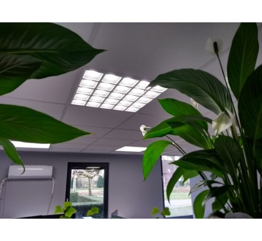 LED Paneel 60x60 - UGR<13 - 36W - 4000K - 4140 Lumen