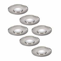 Philips LED Inbouwspots Philips - Vegas - GU10 - Dimbaar