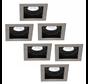 LED Inbouwspots Philips Modesto - GU10 - Dimbaar