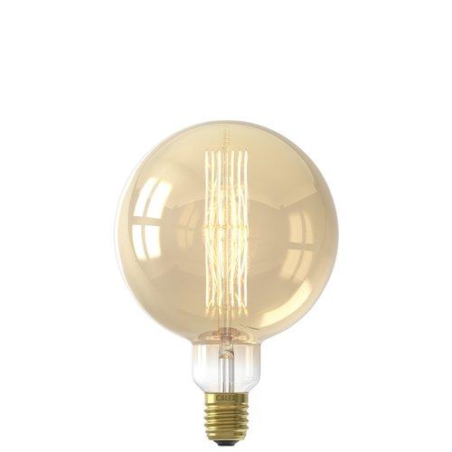 Calex Calex Giant Megaglobe LED Filament - E40 - 1100 Lm - Goud