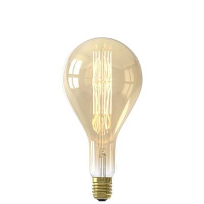 Calex giant Splash LED Filament - E40 - 1100 Lm - Goud