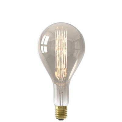 Calex giant Splash LED Filament - E40 - 700 Lm - Titanium