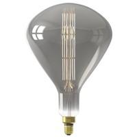 Calex Calex Sydney Globe LED Lamp Ø245 - E27 - 200 Lm - Titanium