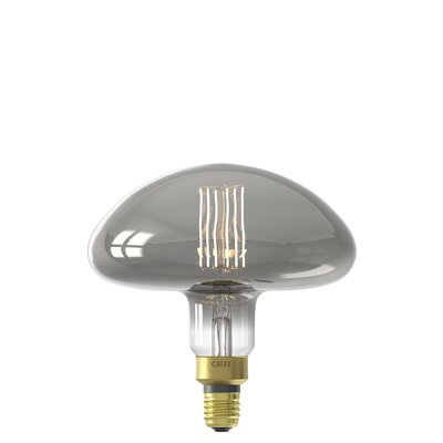 Calex Calgary LED Lamp Titanium - E27 - 180 Lm