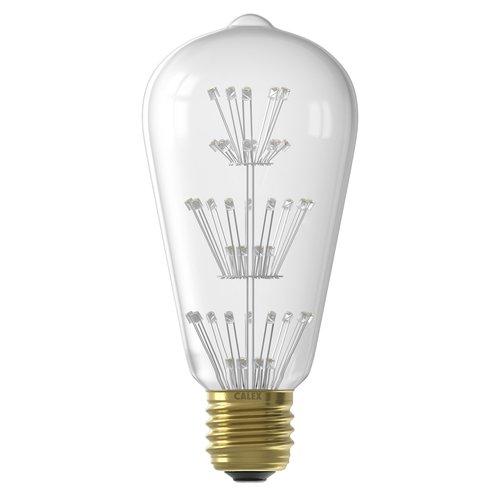 Calex Calex Pearl LED Lamp - E27 - 280 Lumen - Rustiek