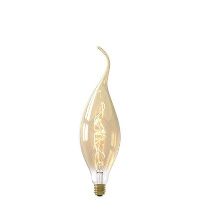 Calex Calpe Ø95 - E27 - 140 Lumen - Gold