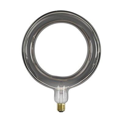 Calex Rada Ø264 - E27 - 120 Lumen - Titanium