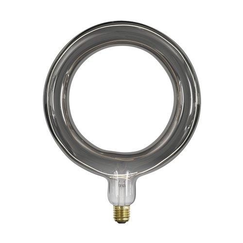 Calex Calex Rada Ø264 - E27 - 120 Lumen - Titanium
