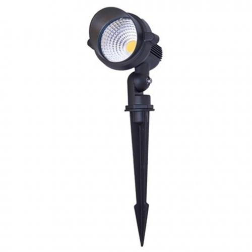 Lightexpert.nl LED Prikspot 10W - IP65 - 2700K - Geïntegreerd LED