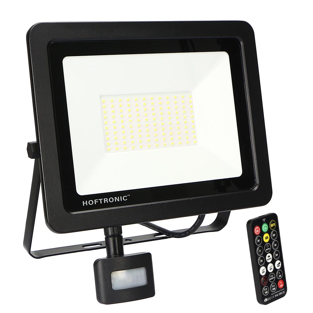 Osram LED Breedstraler met Schemerschakelaar 100W – 6400K