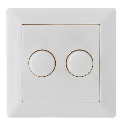 LED DUO Dimmerknop Gira