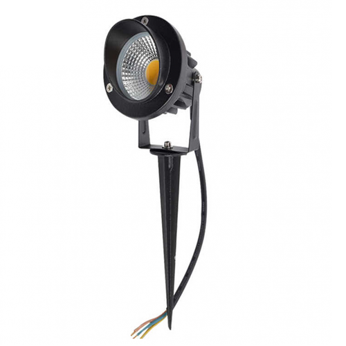 Lightexpert.nl LED Prikspot 7W - IP65 - 5000K - Geïntegreerd LED