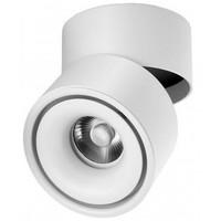 Lightexpert.nl LED Opbouwspot Wit 15W Kantelbaar - 3000K - 1140 Lumen