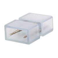Lightexpert 2-Pins Waterdichte Connector voor LED Strip 180 LEDs - 10 stuks
