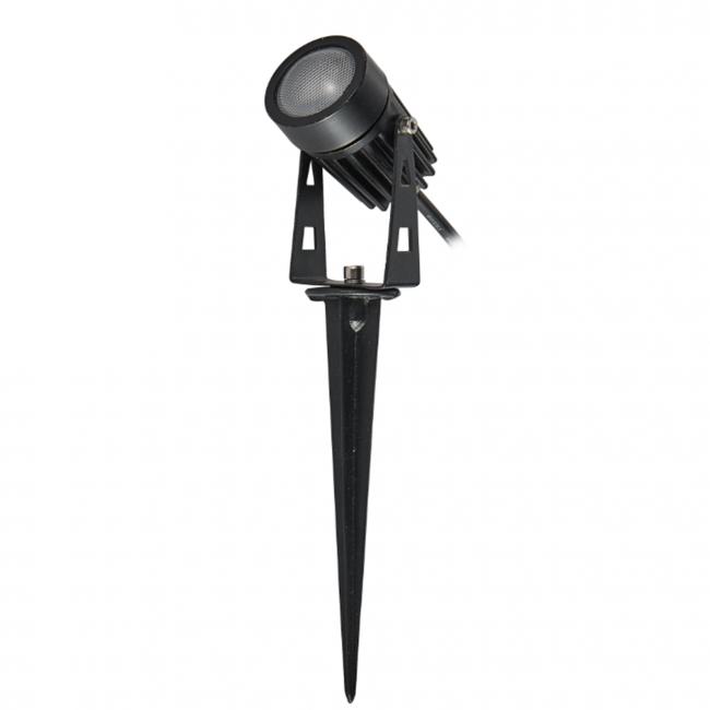 LED Prikspot 5W - IP65 - 5000K - Geïntegreerd LED - SALE: 29%