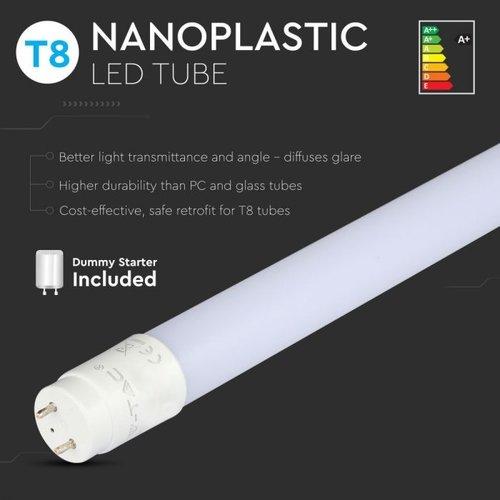Lightexpert.nl LED TL Buis 120 CM - 18W - 6400K - 1700 Lumen