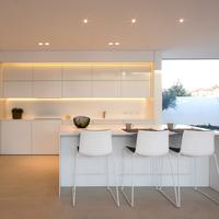 Philips Philips LED Inbouwspot RVS Orlando - Dimbaar - 5W - Warm White