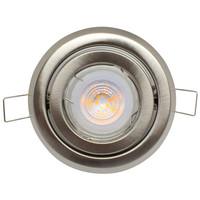 Philips Philips LED Inbouwspot RVS Madison - Dimbaar & Kantelbaar - 5W - 6 Pack