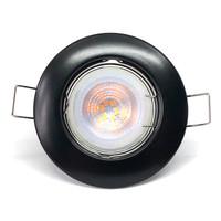 Philips Philips LED Inbouwspot Zwart - Dimbaar - 5W
